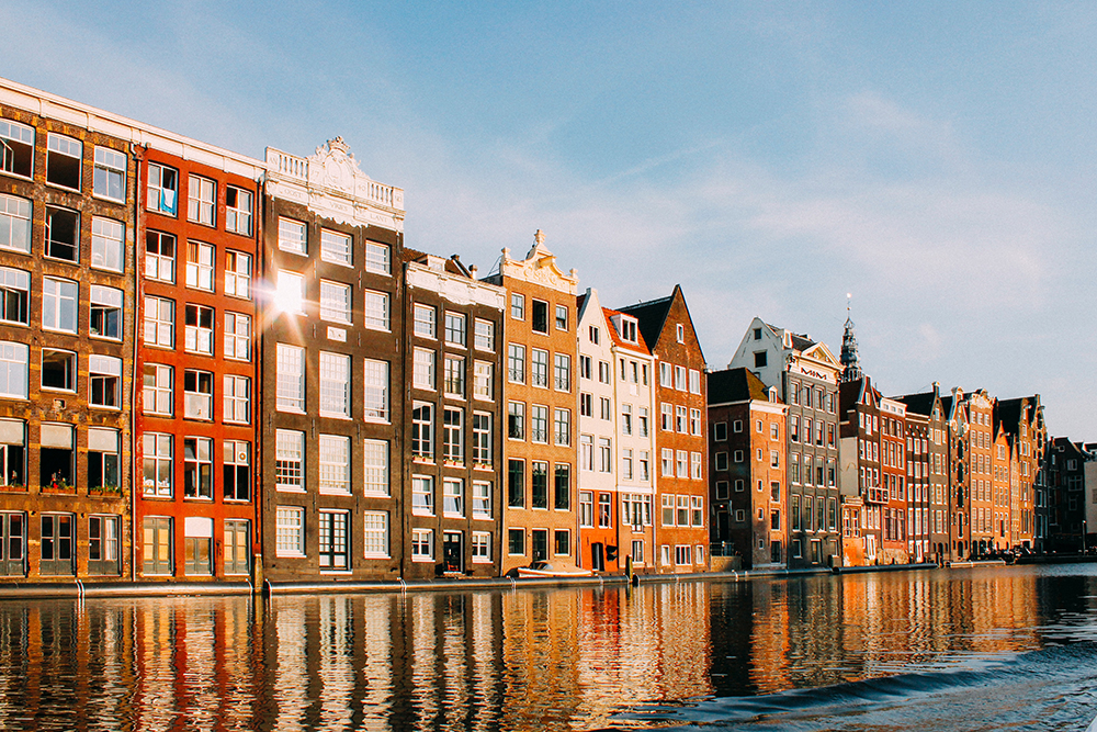 Amsterdam – tourist stories